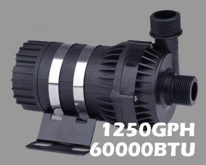 Seawater pump 1250gph