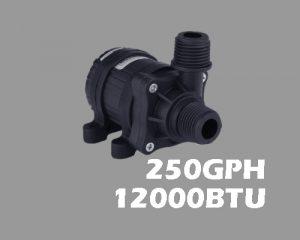 Seawater pump 250gph