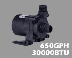 Seawater pump 650gph