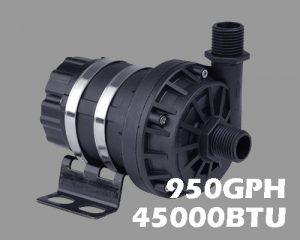 Seawater pump 950gph