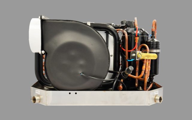 self contained marine air conditioner